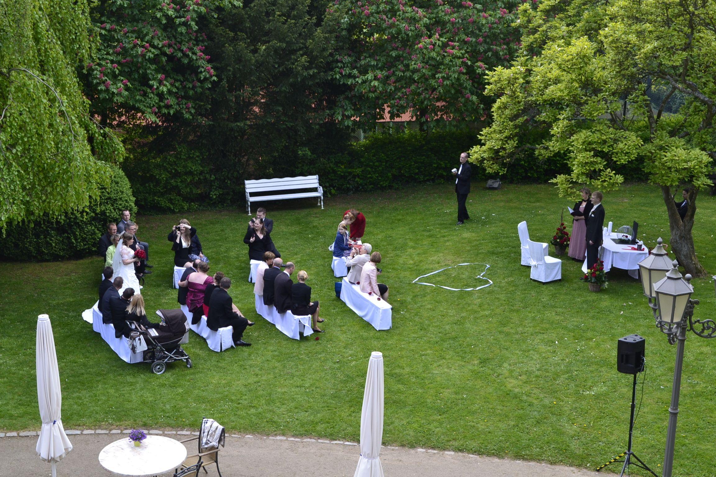 Hochzeit Im Romantik Schloss Blumendekoration Hochzeit Schloss