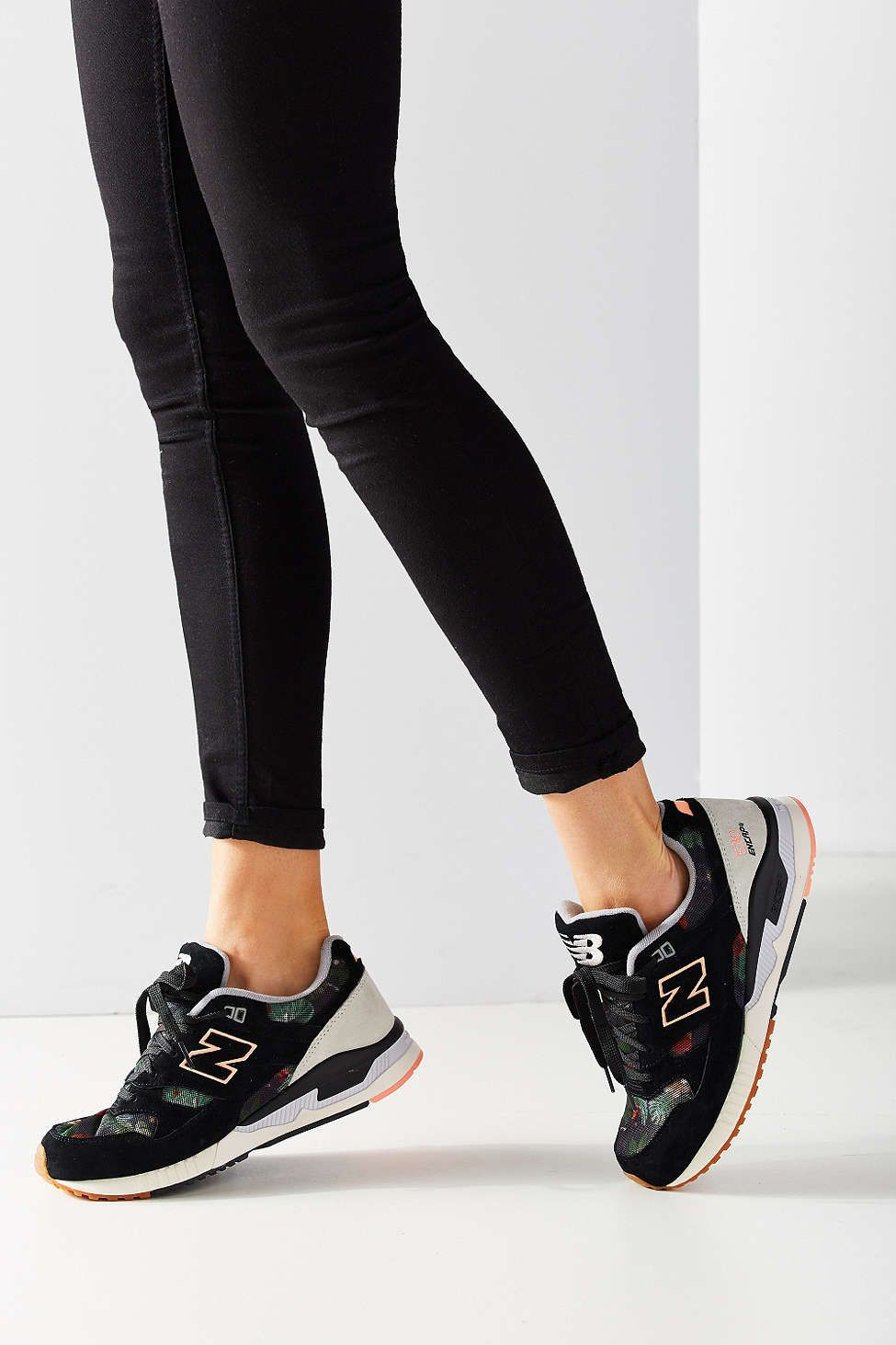 online store 37511 ddda0 New Balance 530 Floral Ink Running Sneaker | Kicks | New ...
