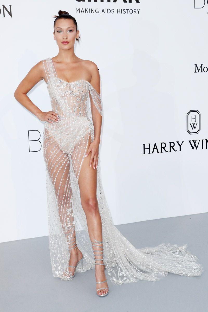 Halle Berry, Karrueche Tran & More Celebs In Sheer Outfits | Bella ...