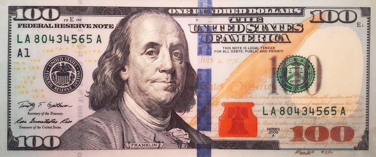 Keng Lau 100 Dollar Bill In 2021 100 Dollar Bill Dollar Bill Money