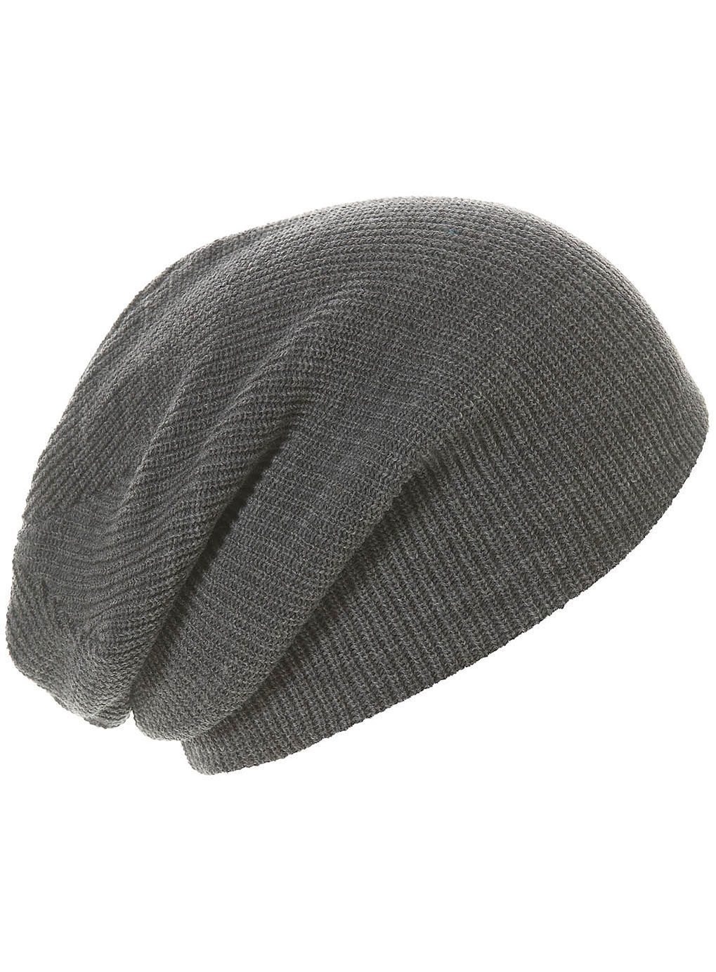 ffb1004be6a GREY MID SIZE BEANIE HAT Topman