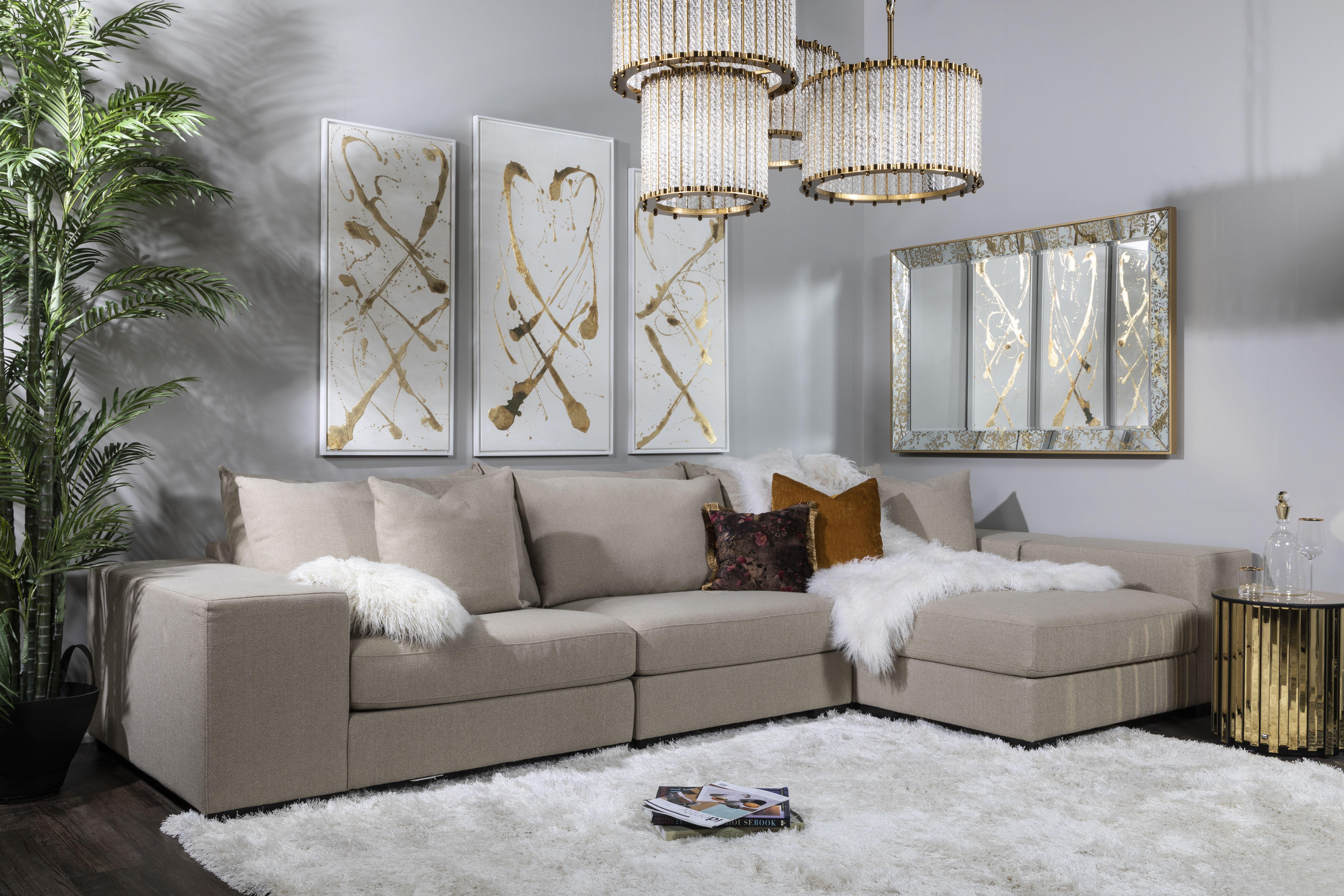 Fusion I Living Room Luxury Furniture Furniture Room