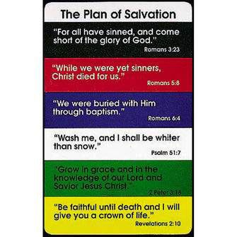 Salvation Colors Meaning The Path Of Colors That Are