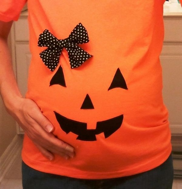 diy maternity halloween shirt maternity halloween costumes 25 creative ideas for expecting moms - Homemade Halloween Shirts