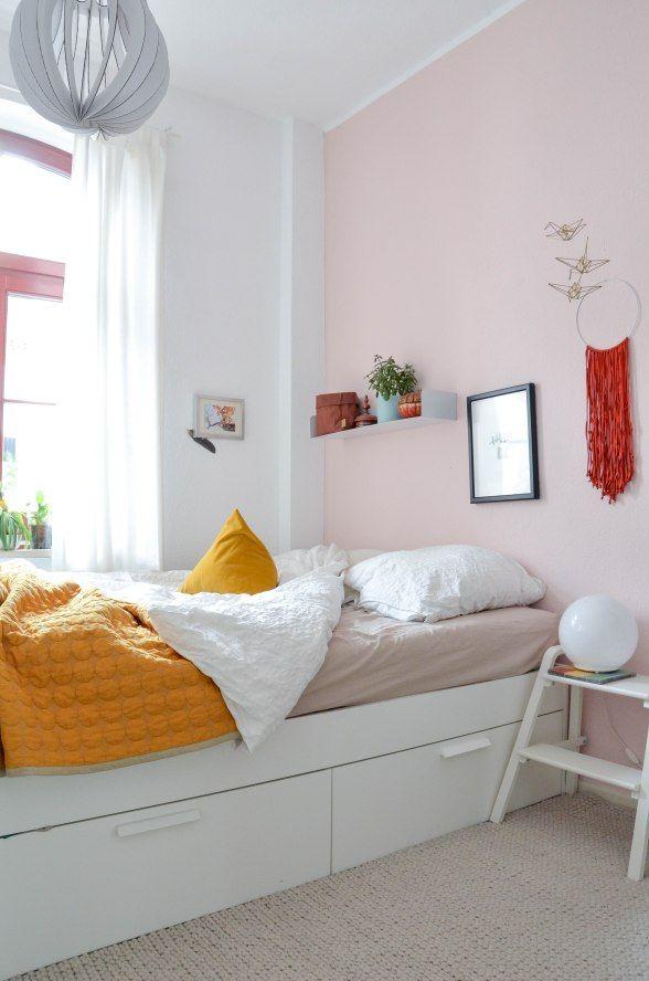Wandgestaltung So verändern Farben Räume annablogie in