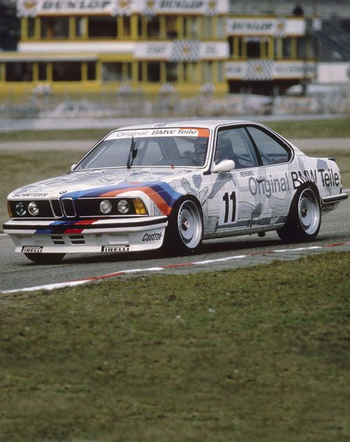 BMW 635 CSi Touring Cars