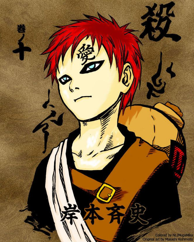 Gaara - Naruto Photo (266488) - Fanpop