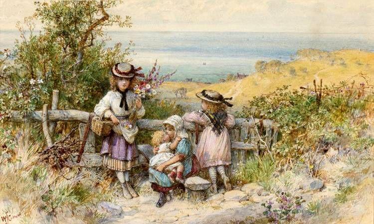 Maher Art Gallery: William Stephen Coleman (1829-190 English