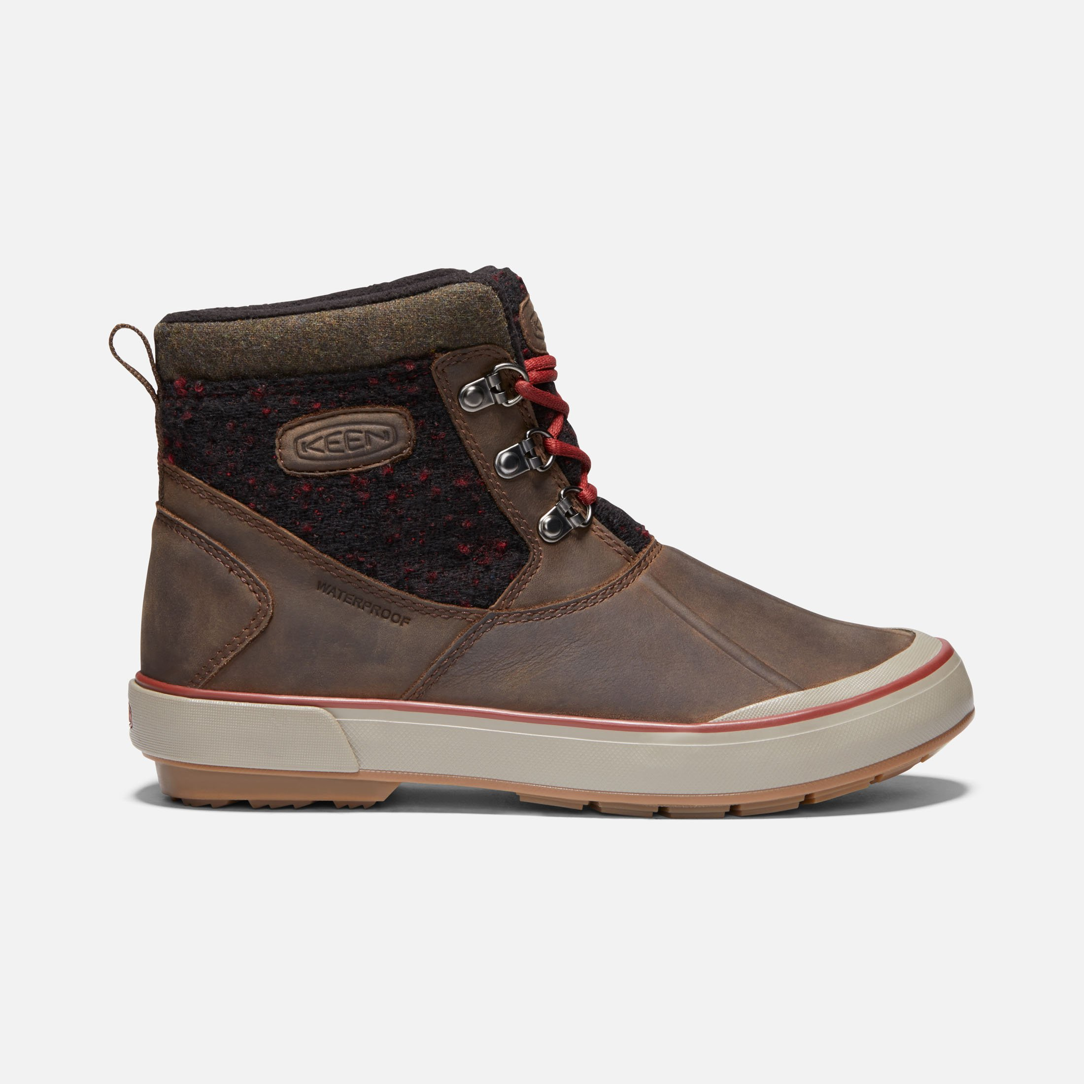 Elsa II ankle boots are cozy and warm