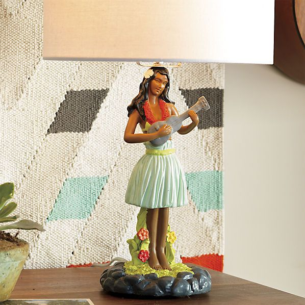 hula lamp