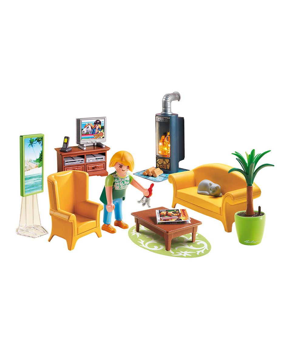 Colorful Playmobil Living Room Pattern - Beautiful Living Room Decor ...