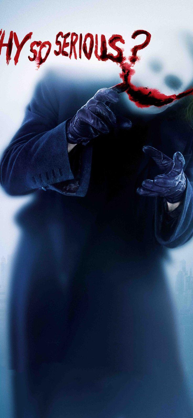 Joker Why So Serious Iphone X Fotos Do Joker Joker Foto De Palhaco Joker why so serious iphone wallpaper hd