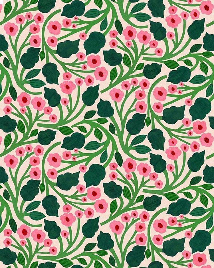 Pretty pink patterns - photo#35