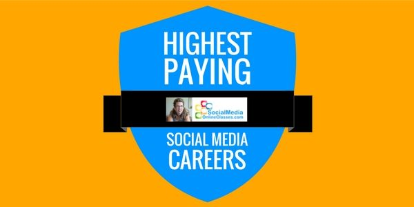 Highest Paying Social Media Careers  Boss Babe    Job
