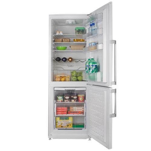 Summit 9.8 Cu. Ft. Energy Star Refrigerator w/ Bottom Freezer ...