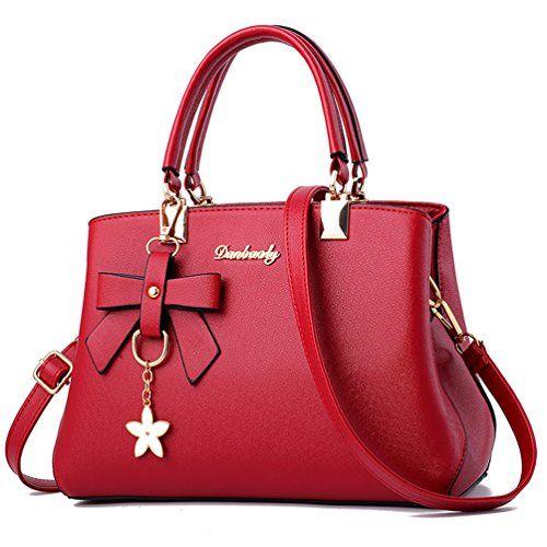 ALARION Women Top Handle Satchel Handbags Shoulder Bag Buy from Amazon.com.   afflink b4880dd409