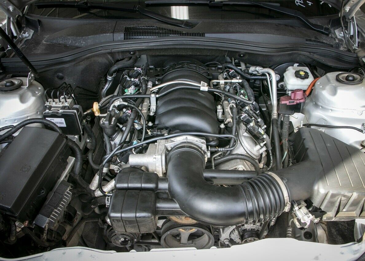 Pin On Camaro Ss Engine