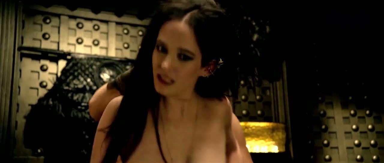 Free female female strap on porn