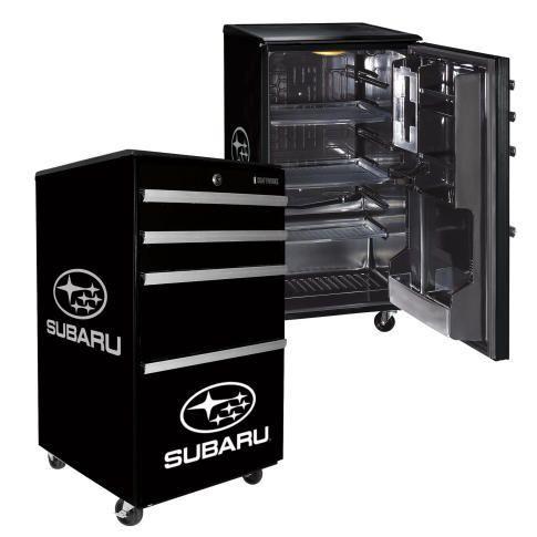 Toolbox Refrigerator | Wish list | Subaru, Subaru forester