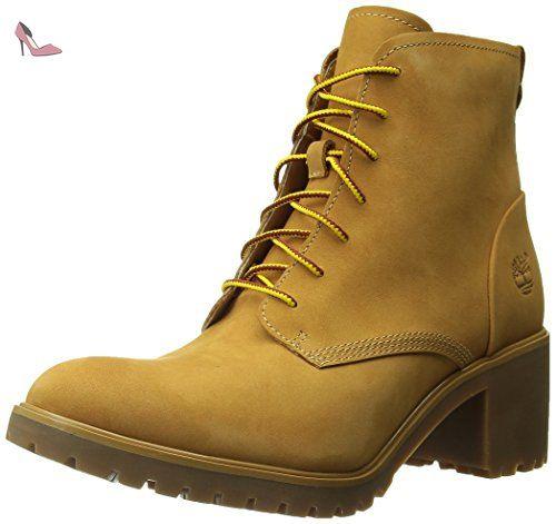 botte femme timberland jaune 40