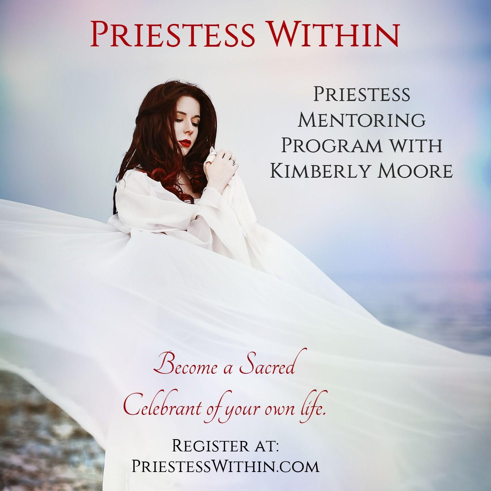 Priestess Training Mystery School of the Goddess