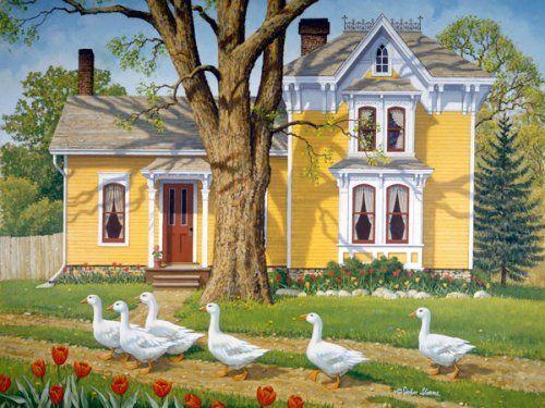 'Easter Parade' by John Sloane