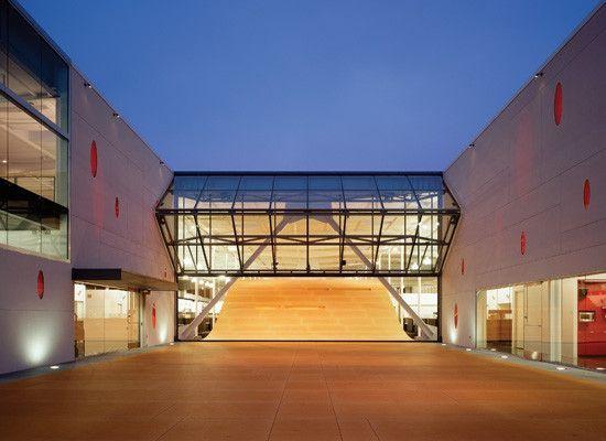 Red bull headquarters santa monica ca architect hlw - Santa monica interior design firms ...