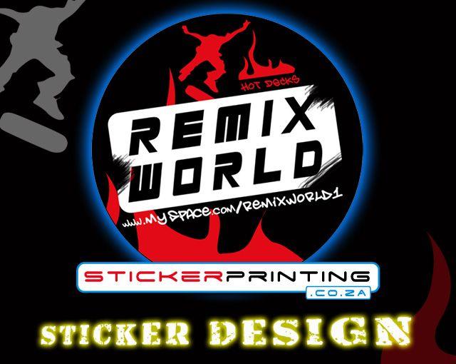 Sticker design design pinterest sticker design