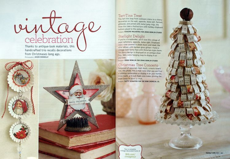 Better Homes And Gardens Holiday Crafts 2016