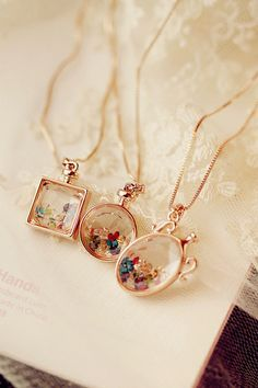 e0a818bf0452 cute vintage tiny charm pendant unique lovely necklace jewelry ...