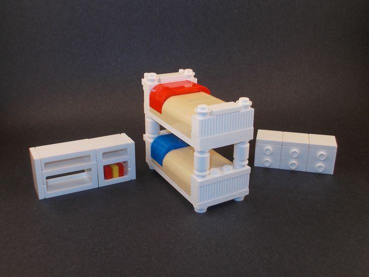 LEGO Furniture Ideas | Lego furniture ideas | Lego Furniture ...