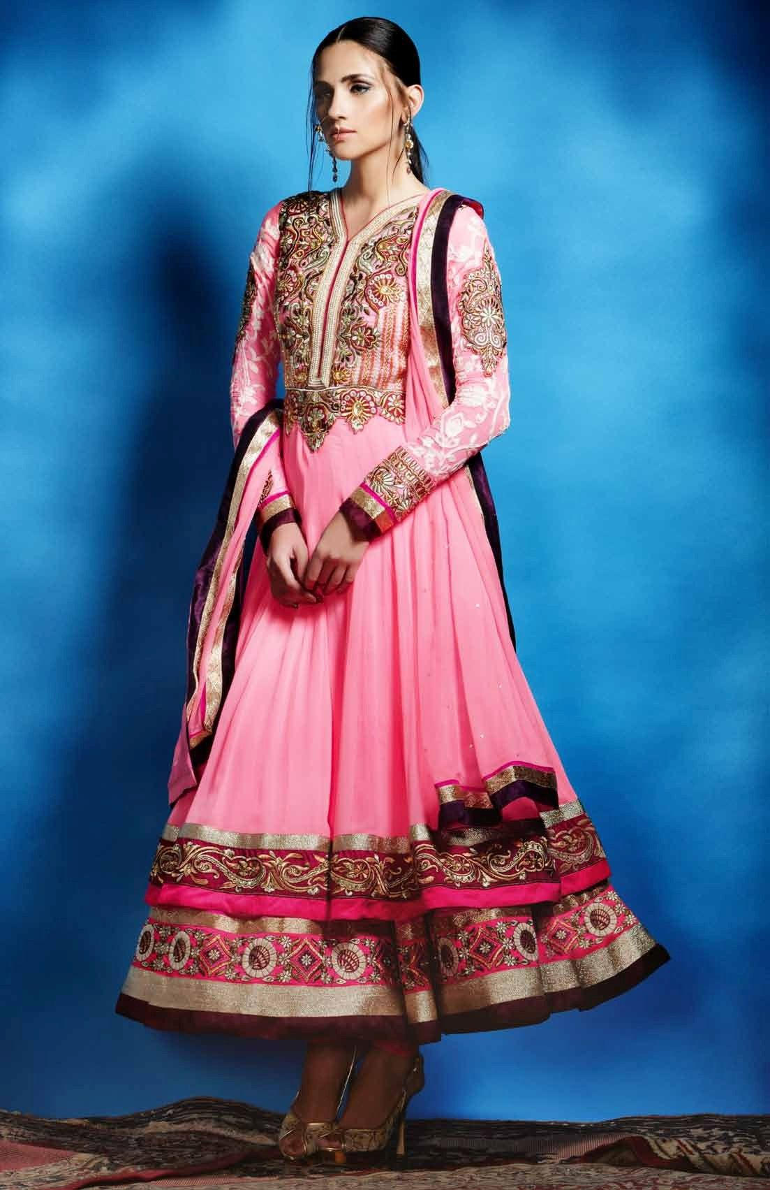 DEAR ALL, PLEASE CHECK NEW COLLECTION OF SUPERB ANARKALI SUITS, ALL THESE ARE SEMI STITCHED, BOOK ORDERS NOW : style.ocean9@gmail.com