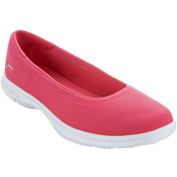 skechers ballet flats Pink
