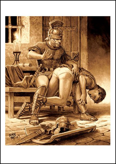Oliver Frey Zack Art