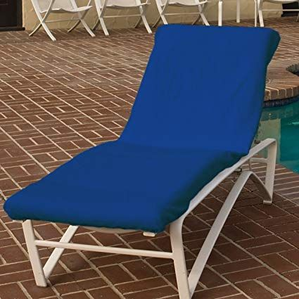 Adi Terry Cloth Lounge Chair Cover 36