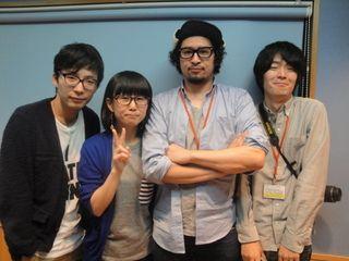 FM802|MIDNIGHT GARAGE|番組ブログ|Polaris 公開収録 @ タワレコ梅田NU茶屋町店