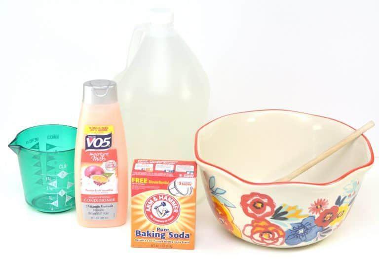 Diy fabric softener recipe with conditioner diy fabric