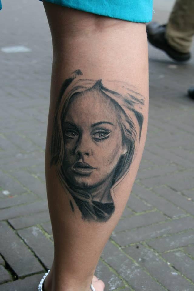 Tattoo Libertad Tattoo Tattoo Den Haag Adele