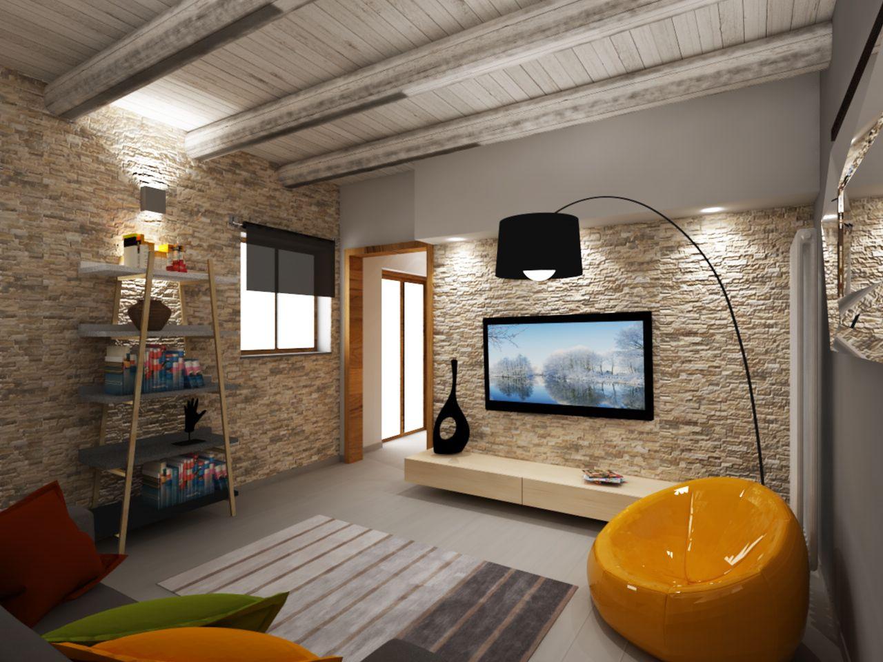 Pareti in pietra per camere da letto con gallery of pavimenti in