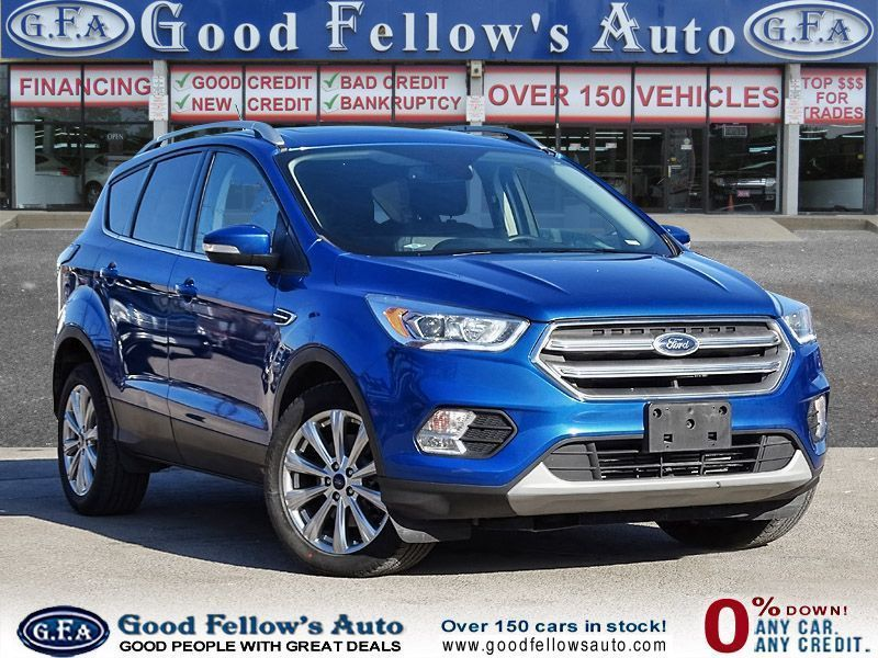 Are You On The Hunt For A Used Ford Escape For Sale In Toronto In Our Showroom We Have A Wide Selection Of Used Cars To With Images 2017 Ford Escape