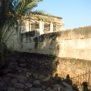 Raw, rustic and timeless - Capernaum, Israel