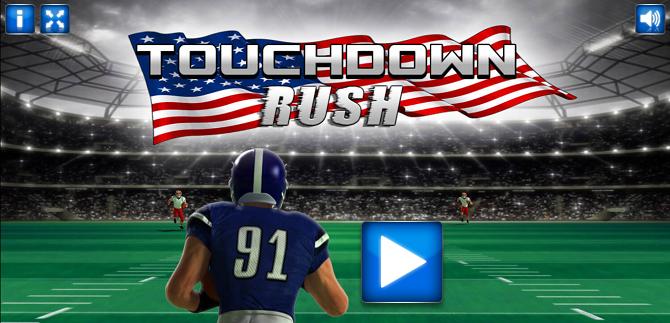 TouchDown Rush Best games, Rush, American football