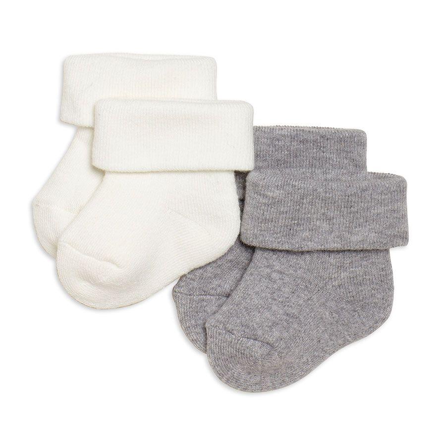2-pack socks, White, Baby 0-1 year, Kids   Lindex 4,95 EUR ...