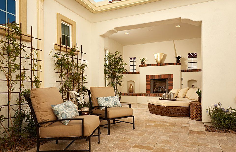 Pulte Homes Gallery*another beautiful outdoor space