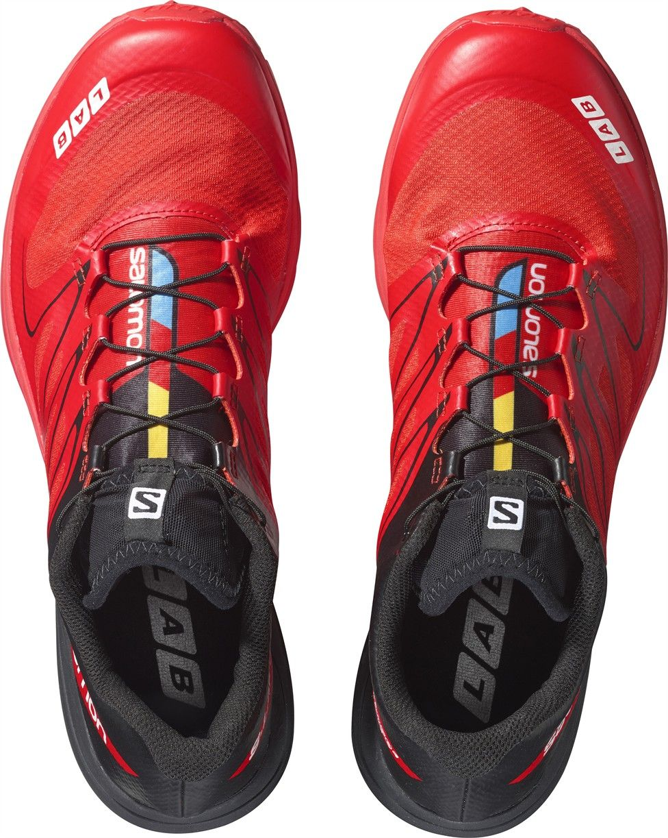 S/LAB ULTRA - Laufschuh Trail - racing red tPBOh