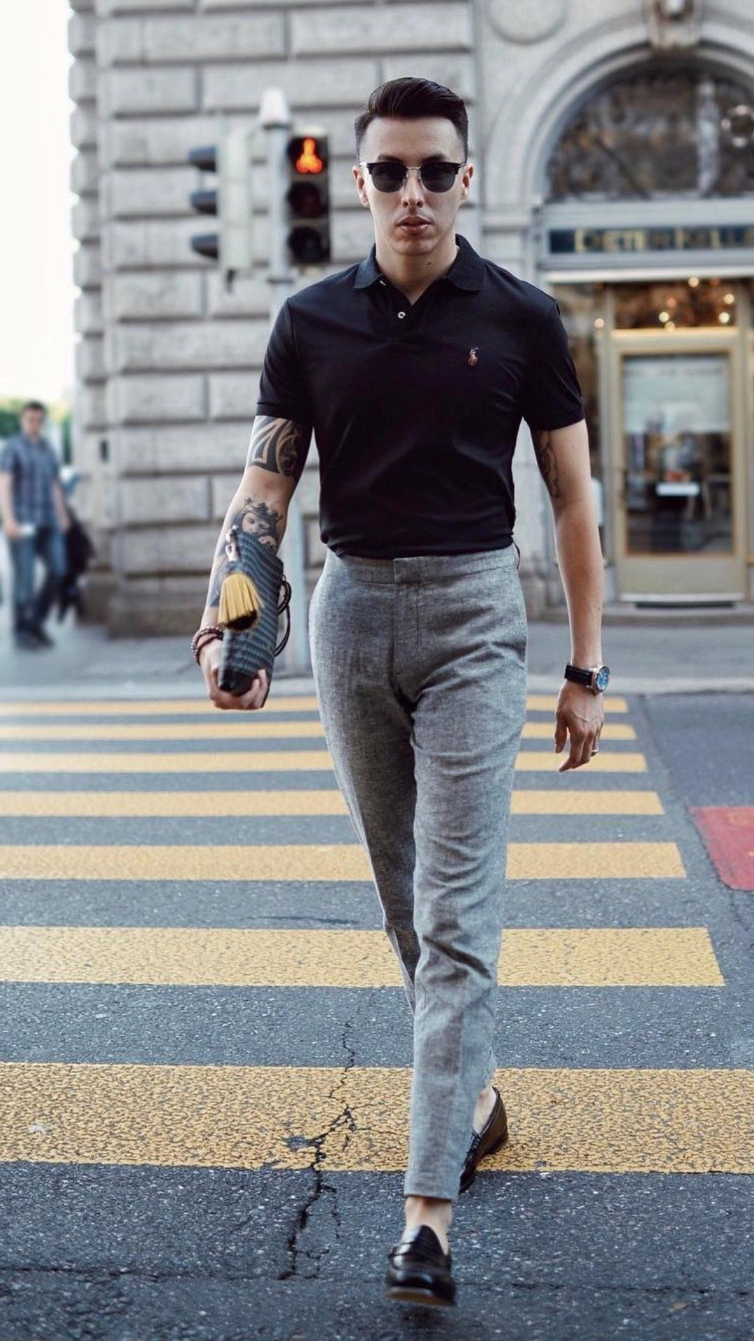 How You Can Look Good In Simple Outfits For Men #men'sfashion