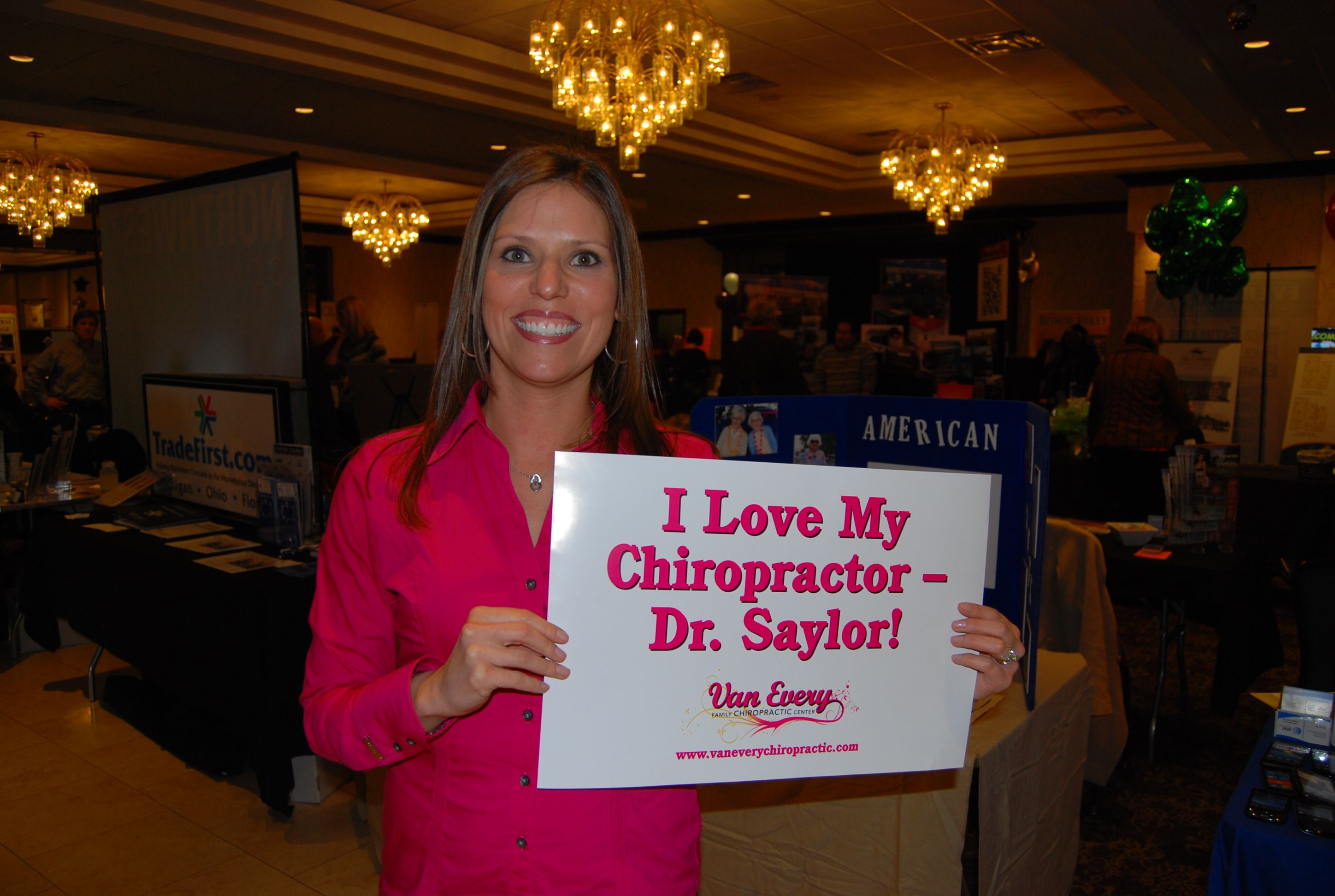 Family chiropractic by Dr. Anna Saylor, Van Every Chi on I