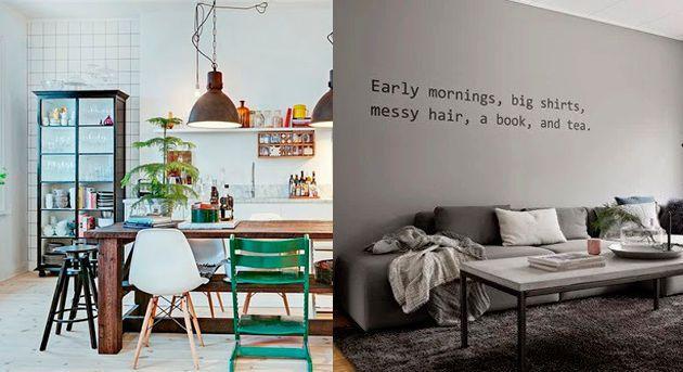 2017 tendencias en decoraci n y dise o de interiores - Decoracion pintura interiores ...