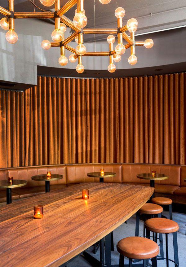 Paramount House + Golden Age Cinema U0026 Bar | Restaurante, Restaurante De  Lujo Y Café