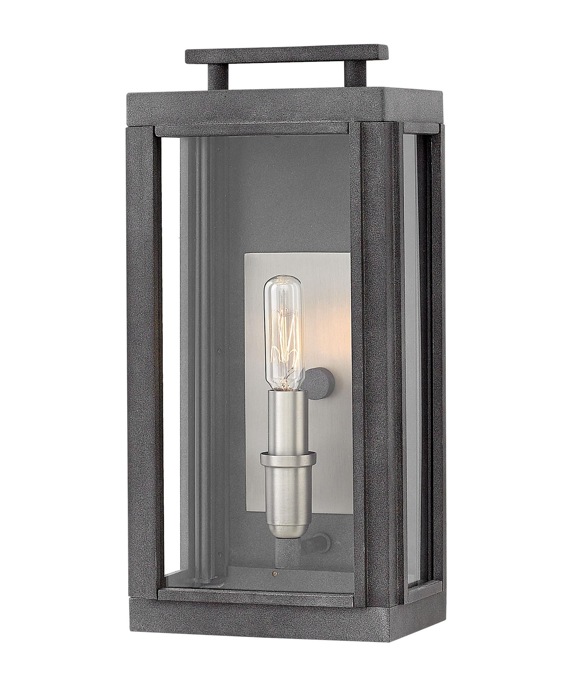 Sutcliffe 14 Inch Tall 1 Light Outdoor Wall Light By